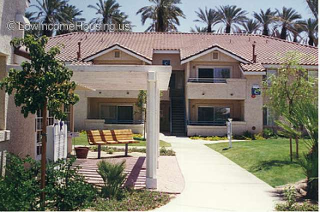 Terracina Apartments Cathedral City