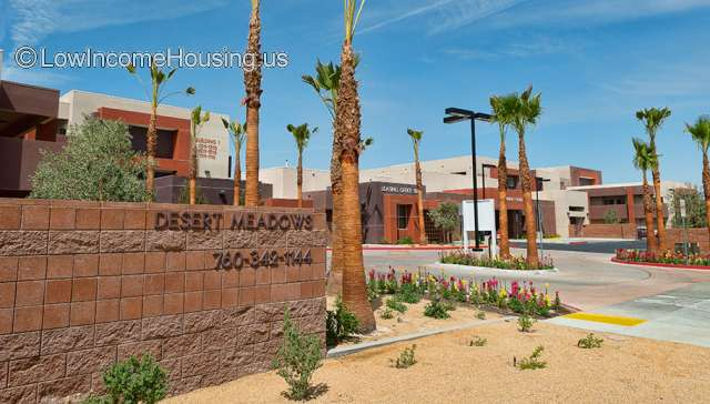 Desert Meadows Apartments Indio