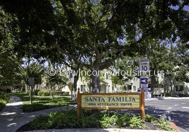 Santa Familia