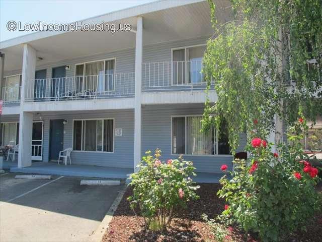 Auburn Square Sr Apartments Sacramento
