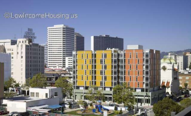 Madison Apartments Oakland