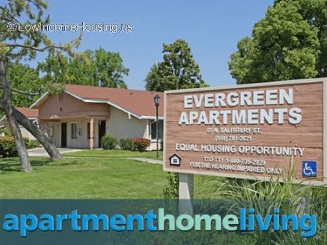 Evergreen Apartments Long Beach