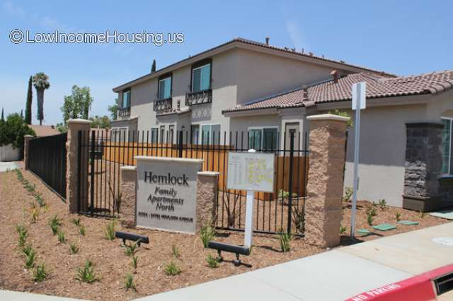 Hemlock Family Apartments Moreno Valley