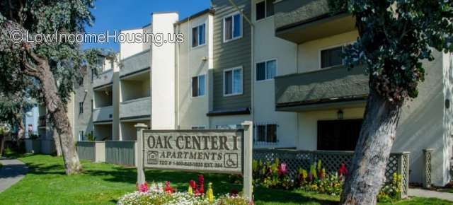 Oak Center Apartments Oakland