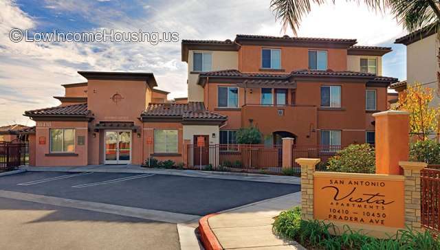 Low Income Apartments Hesperia