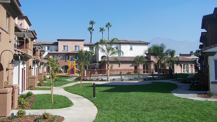 San Antonio Vista Apartments