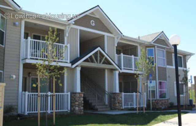 Hillview Ridge Apartments Oroville