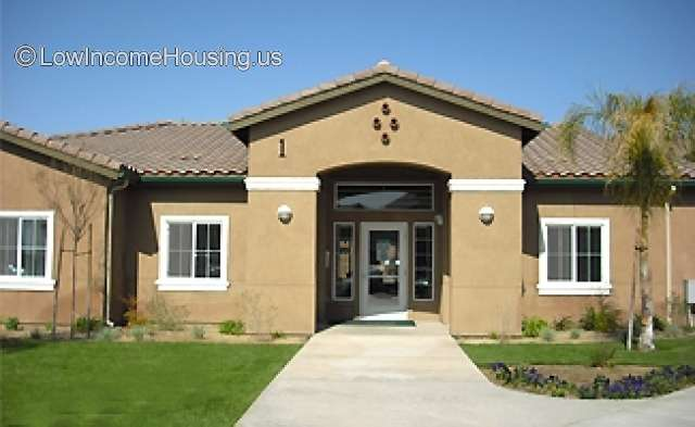 Belmont Meadows Apartments Delano