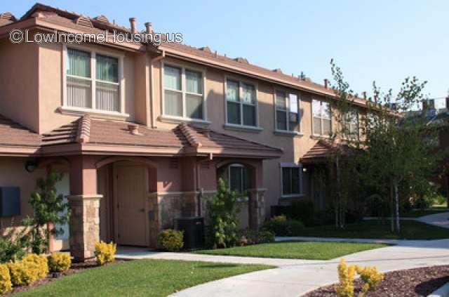 Montecito Townhomes Stockton