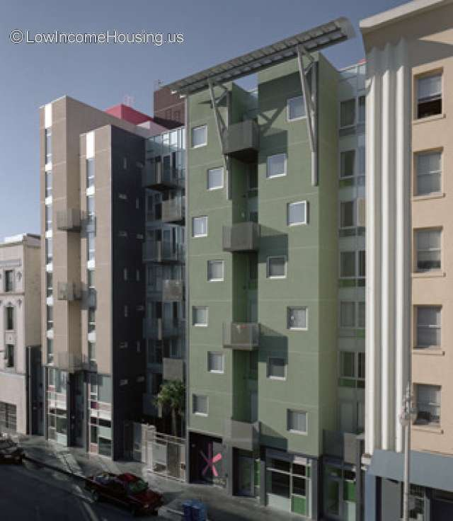 San Francisco House Rentals: San Francisco CA Low Income Housing And Apartments