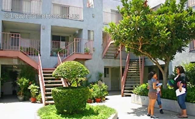 Bartlett Hill Manor Los Angeles