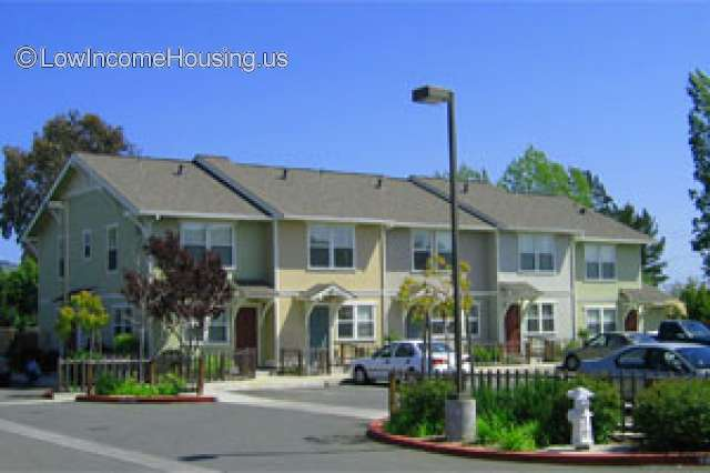 Panas Place Apartments Santa Rosa
