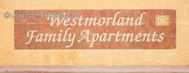 Westmorland Family Apartments
