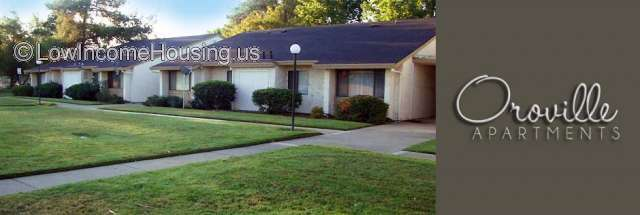 Low Income Apartments Oroville Ca