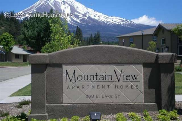 Mountain View Apt Homes Weed
