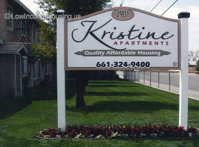 Kristine Apartments Bakersfield