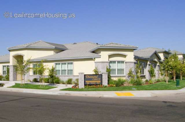 Diamond Cove Townhomes Stockton
