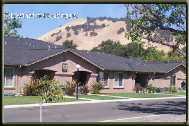 Walnut Grove Senior Apartments Clearlake