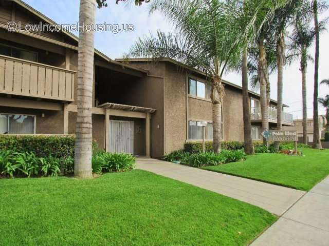 Palm West Apartments Anaheim