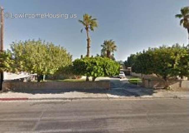 Rosa Gardens Apartments Palm Springs