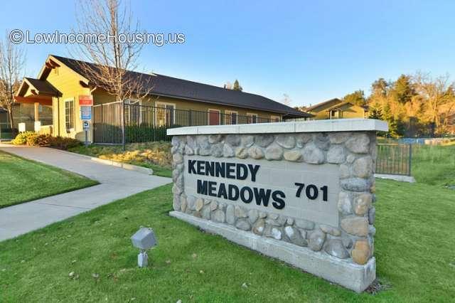 Kennedy Meadows Apartments Jackson