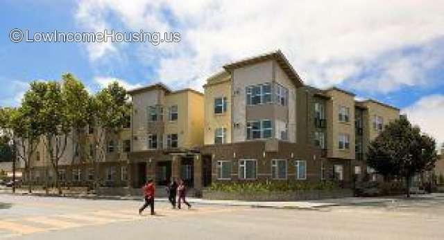 Estabrook Senior Hsg San Leandro