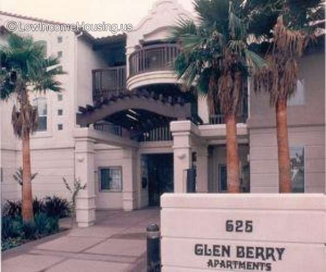 Glen Berry Hayward
