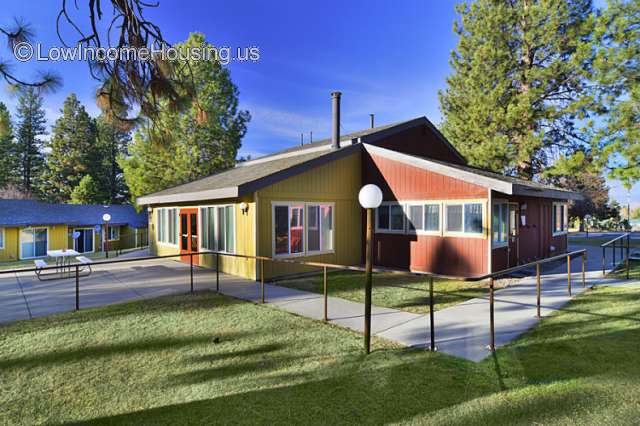 Sierra Valley Senior Citizen Community Loyalton