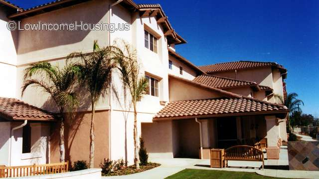 Heritage Pointe Senior Apartments Rancho Cucamonga