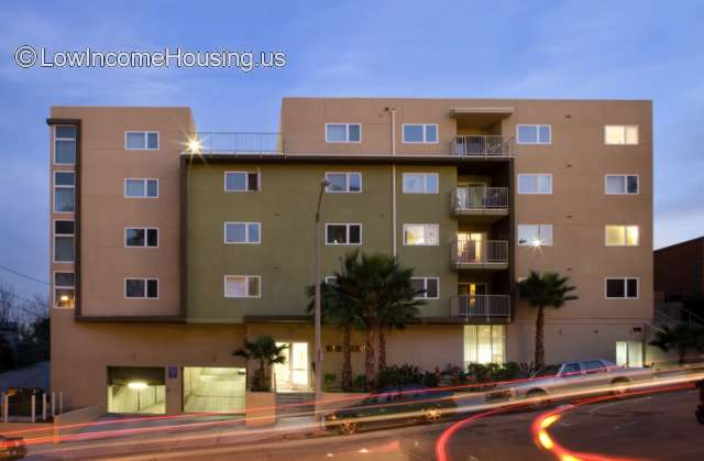 Witmer Heights Apt Homes Los Angeles