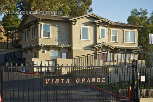 Vista Grande Apartments San Diego