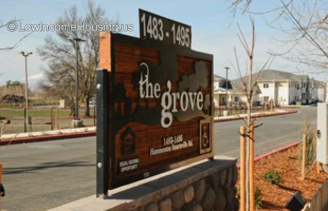 Grove Apartments Linda