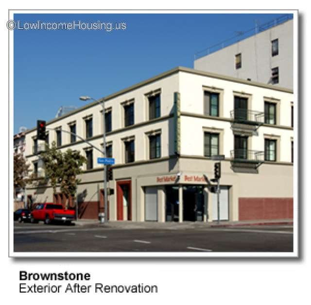 Brownstone Hotel Los Angeles