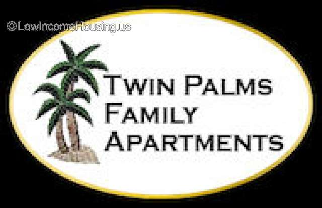 Twin Palms Apartments Palmdale