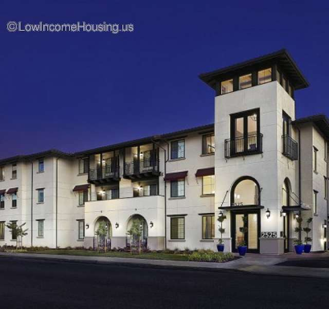 Camino Real Apartments: Santa Clara County CA Low Income Housing Apartments