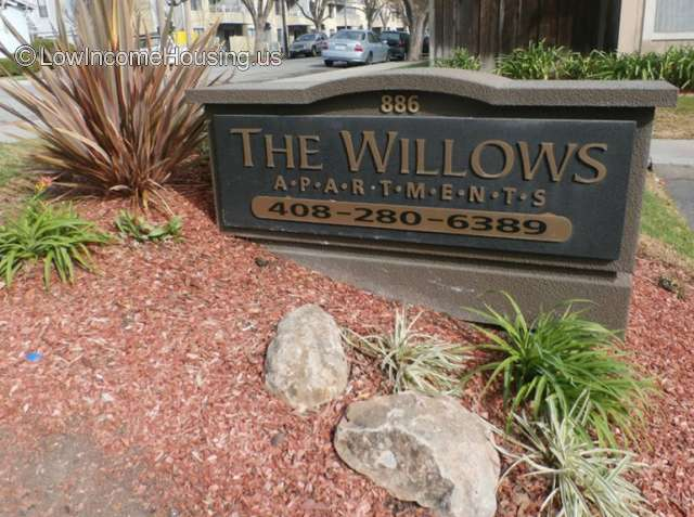 Willows Apartments San Jose