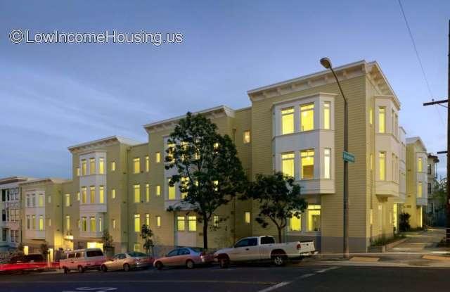 Zygmunt Arendt House San Francisco