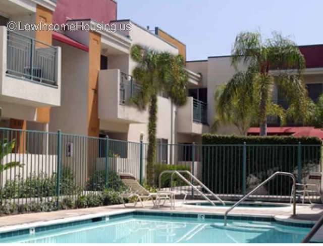 Sophia Ridge Apartments Northridge