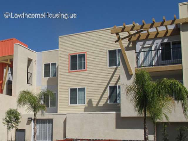 San Diego County CA Low Income Housing Apartments Low Income
