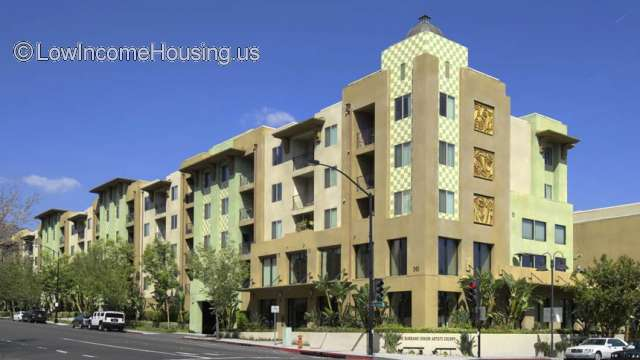 Low Income Apartments Burbank Ca