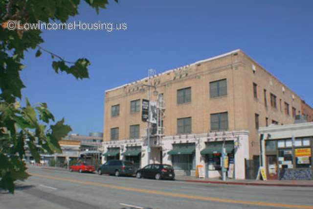 San Pedro Firm Building Los Angeles