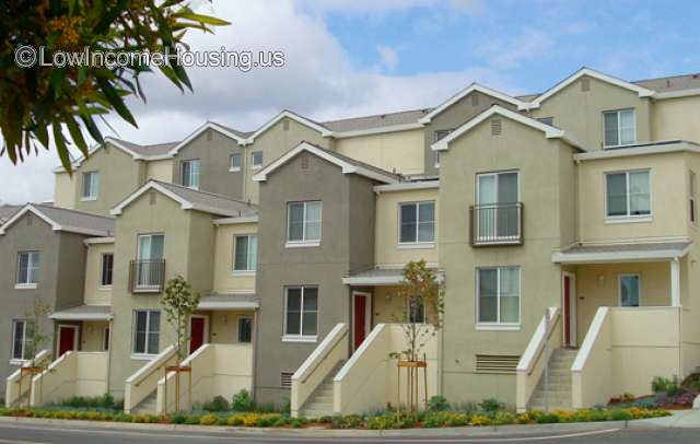 Grand Oak Apartments South San Francisco