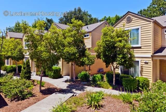 Sonoma Creekside Apartments Santa Rosa