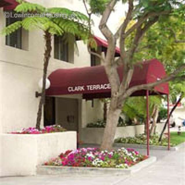 Clark Terrace Los Angeles