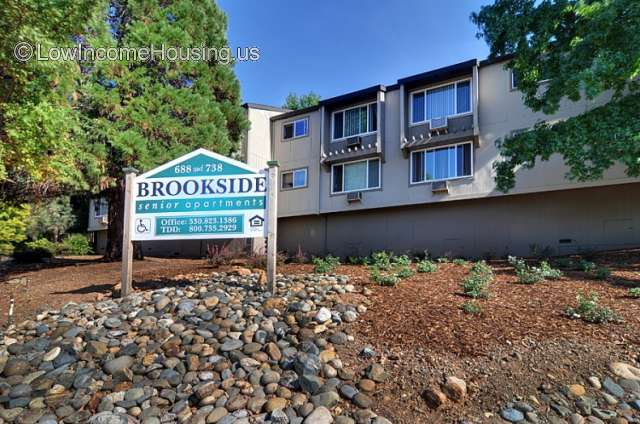 Brookside Senior Apartments Auburn