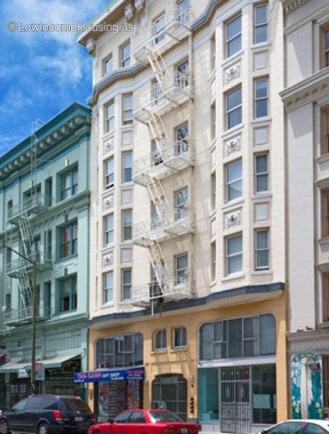 Klimm Apartments San Francisco