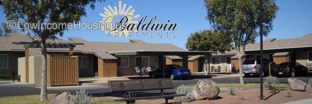 Baldwin Apartments Blythe