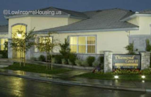 Diamond Cove Apartments, Phase Ii Stockton