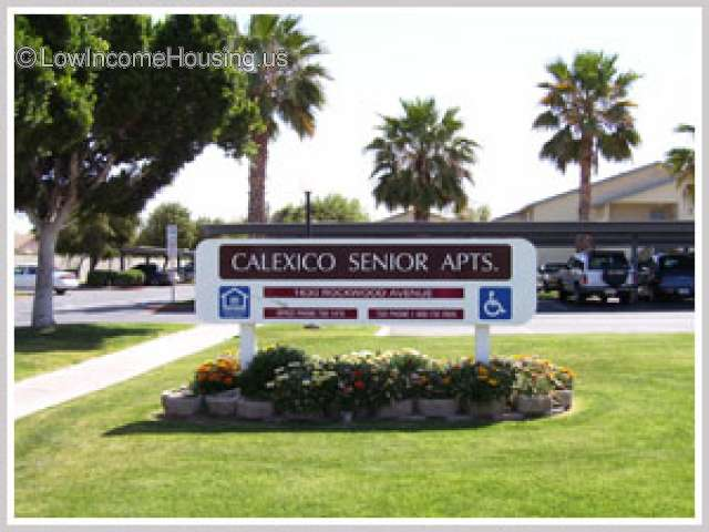 Calexico Senior Apartments