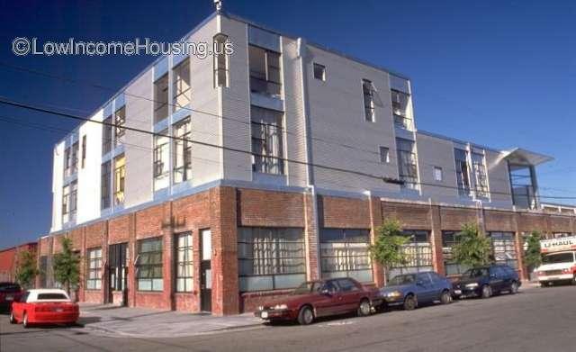 Adeline Street Lofts Oakland